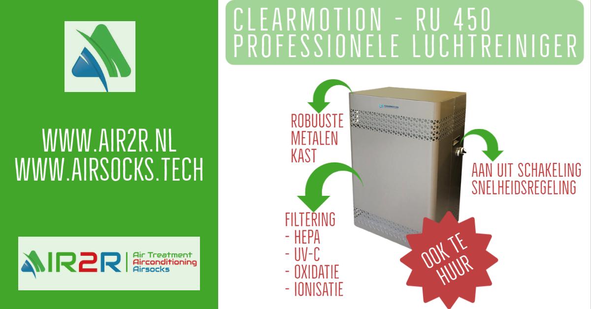 Clearmotion RU 450 ook te huur